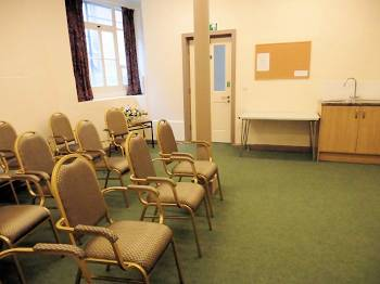 event room to let stroud town centre